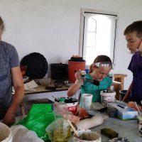 Betong / Måleri för Barn och föräldrar