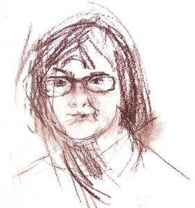 Gästlärare Marie Peterson