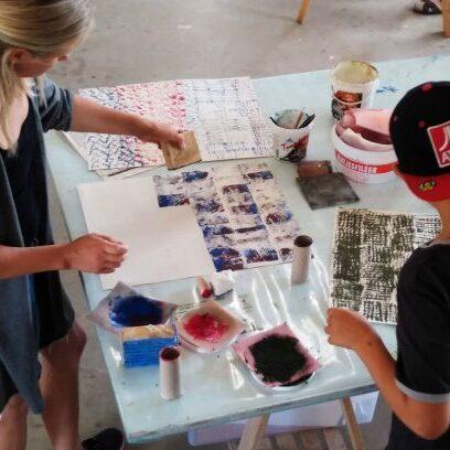 Workshop för barn och föräldrar
