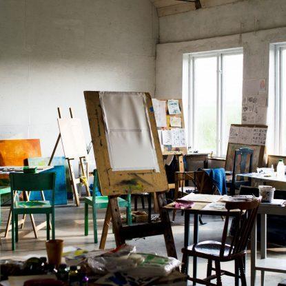 Lövkullens målarskola